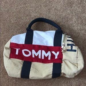 Tommy Hilfiger little duffel bag